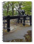 Quebec City 63 Spiral Notebook