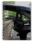 Quebec City 64 Spiral Notebook