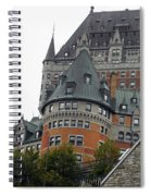 Quebec City 66 Spiral Notebook