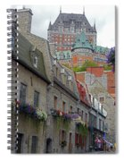 Quebec City 67 Spiral Notebook