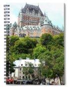 Quebec City 69 Spiral Notebook