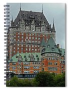 Quebec City 70 Spiral Notebook