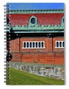 Quebec City 71 Spiral Notebook