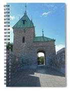 Quebec City 73 Spiral Notebook