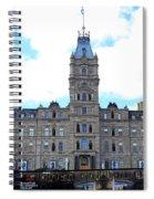 Quebec City 78 Spiral Notebook