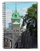 Quebec City 82 Spiral Notebook