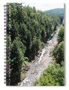 Quechee Gorge Spiral Notebook