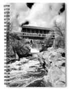 Quechee Spiral Notebook