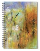 Queen Anns Lace Spiral Notebook