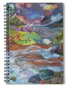 Queen City Dreaming Spiral Notebook