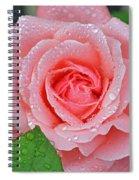 Queen Elizabeth Unfolded Spiral Notebook
