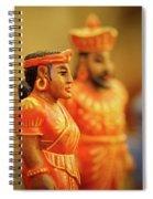 Queen  King Spiral Notebook
