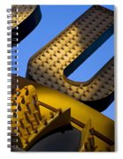 Queen Of Hearts Spiral Notebook