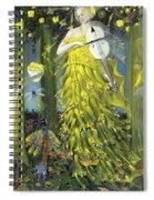 Queen Of Quinces Spiral Notebook