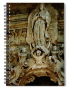 Queen Of The Missions Spiral Notebook