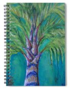 Queen Palm Spiral Notebook