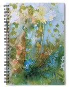 Queens Lace 2 Spiral Notebook