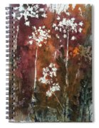 Queens Lace 3 Spiral Notebook