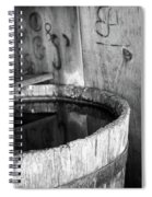 Quench The Fire Spiral Notebook