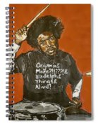 Questlove Spiral Notebook