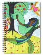 Quick Sketch For Nutcracker Act 2 Impressions Spiral Notebook