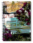Quiet And At Peace Spiral Notebook