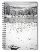 Quiet In Colorado Spiral Notebook