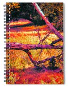 Quiet Meadow Spiral Notebook