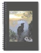 Quiet Moment Spiral Notebook