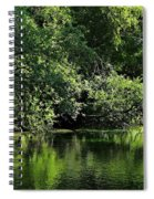 Quiet Moments Spiral Notebook