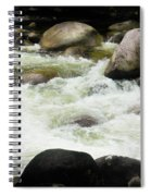 Quiet - Mossman Gorge, Far North Queensland, Australia Spiral Notebook