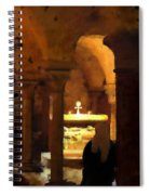 Quiet Prayers Spiral Notebook