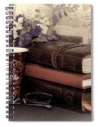 Quiet Reading Time Spiral Notebook