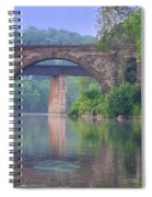 Quiet River Spiral Notebook