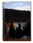 Quiet Shoreline Spiral Notebook