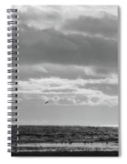 Quiet Shores After The Storm Spiral Notebook