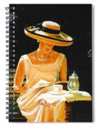 Quiet Time Spiral Notebook