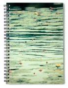 Quietude Spiral Notebook