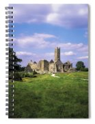 Quin Abbey, Quin, Co Clare, Ireland Spiral Notebook