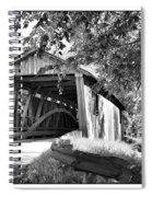 Quinlan Bridge Spiral Notebook