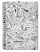Quintessence Spiral Notebook