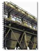 Quintuple Industrial Repeat Spiral Notebook