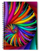 Quite Different Colors -16- Spiral Notebook