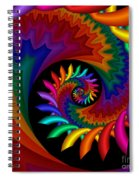 Quite Different Colors -17- Spiral Notebook