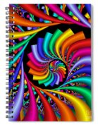 Quite Different Colors -18- Spiral Notebook