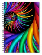Quite Different Colors -20- Spiral Notebook