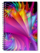 Quite In Different Colors -1- Spiral Notebook