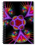 Quite In Different Colors -2- Spiral Notebook