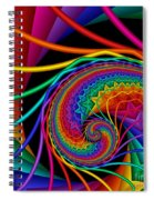 Quite In Different Colors -9- Spiral Notebook