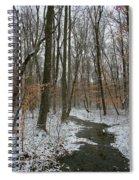 Quite Path Spiral Notebook
